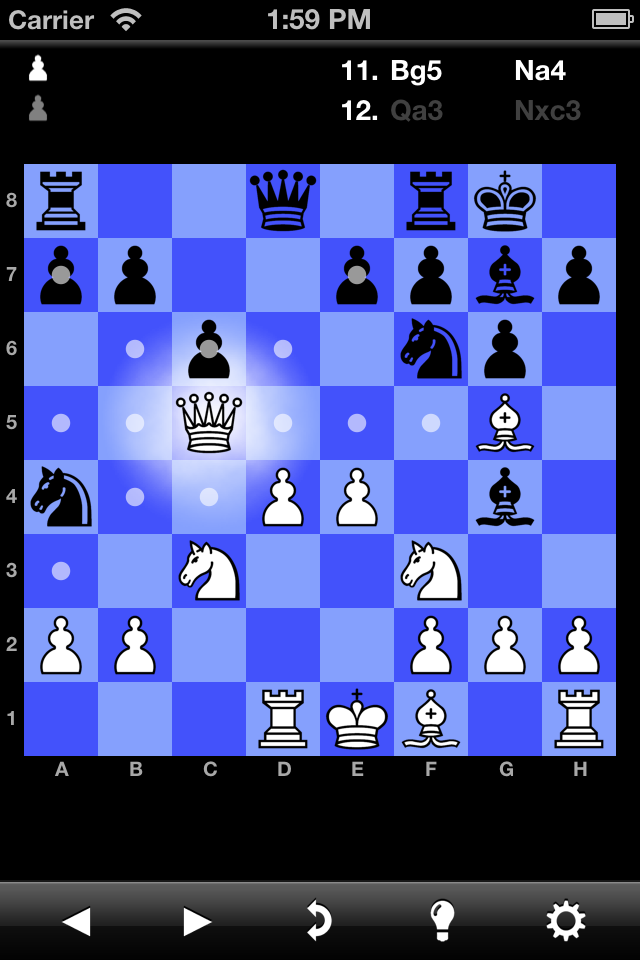 Screenshot t Chess Pro